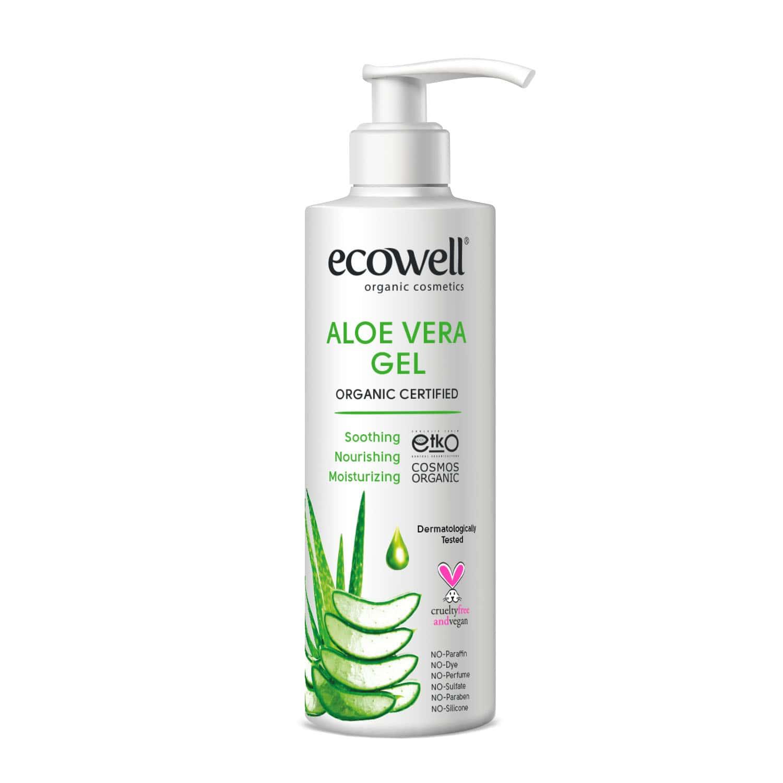Organik Aloe vera Jel (200 ml) - Thumbnail